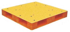 雙面型塑膠棧板