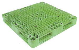 WL-FDP-1111-150雙面型網面塑膠棧板