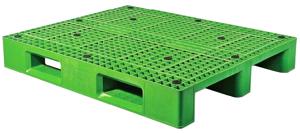 FAP-1210L-160川字網面四向插塑膠棧板