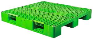 FAP-1212-170川字網面四向插塑膠棧板