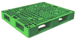 FNXHP-1109-150田字倉儲型塑膠棧板