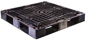 FNXHP-1111L-120田字經濟出口型塑膠棧板