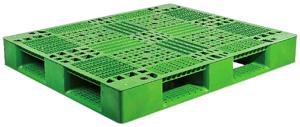 FNXHP-1210-150田字倉儲型塑膠棧板