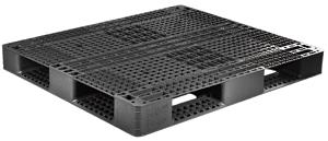 FNXHP-132112L-125田字經濟型塑膠棧板