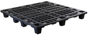 FOW-1111-130九腳套疊型塑膠棧板