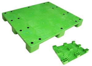 FSPR-1210-130九腳密面型塑膠棧板