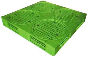 FXHP-1212-175田字型加崙桶專用塑膠棧板