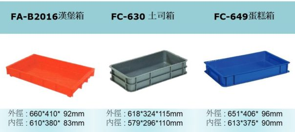 塑膠箱 塑膠籃 搬運箱 果菜籃 牛奶箱 豆奶箱 儲運箱 倉儲箱 塑膠棧